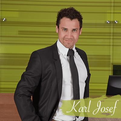 Karl Josef - Geschäftsleitung