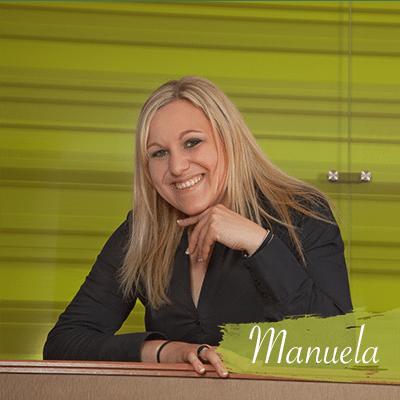 Manuela - Geschäftsleitung