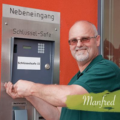 Manfred - Hausmeister