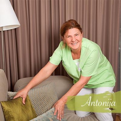 Antonija - Zimmermädchen
