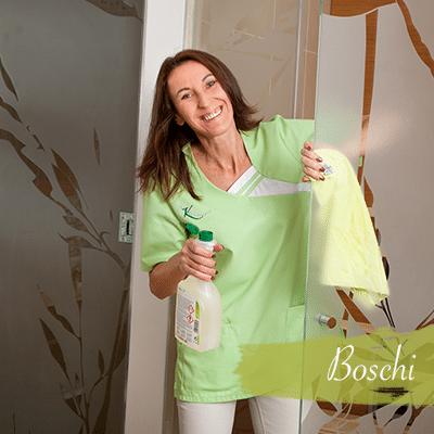 Boschi - Zimmermädchen