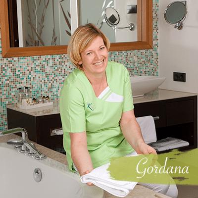 Gordana - Zimmermädchen