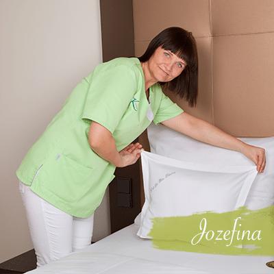 Josefina - Zimmermädchen