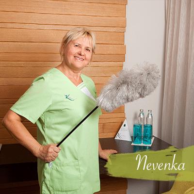 Nevenka - Zimmermädchen
