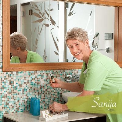 Sanja - Zimmermädchen