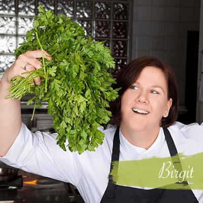 Birgit - Chef de Partie