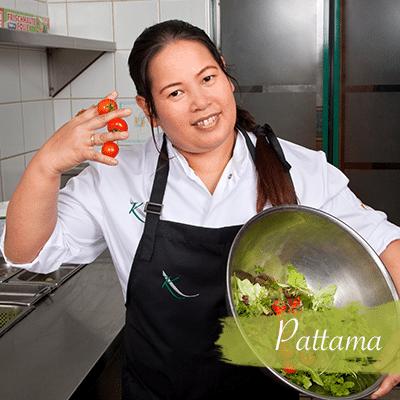 Pattama - Salatqueen