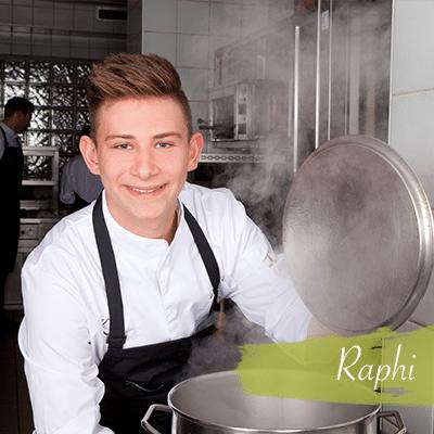 Raphi - Chef de Partie