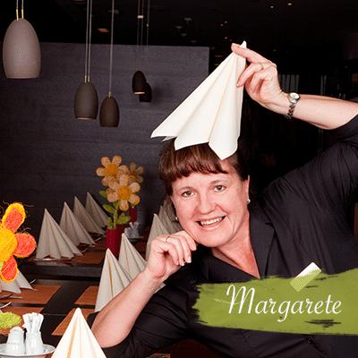 Margarete - Banquetteleitung