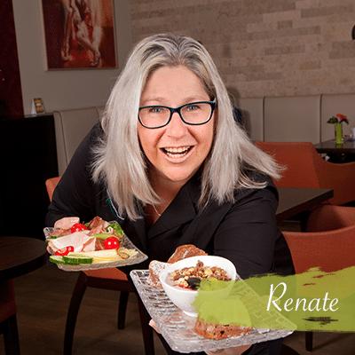 Renate - Frühstücks & Serviceleitung
