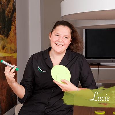 Lucie - Lehrling Restaurantfachfrau/Hotel- und Gastgewerbeassistentin